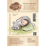 Baby In Sleep Stamp Set