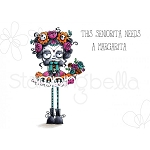 Oddball Day of the Dead Stamp