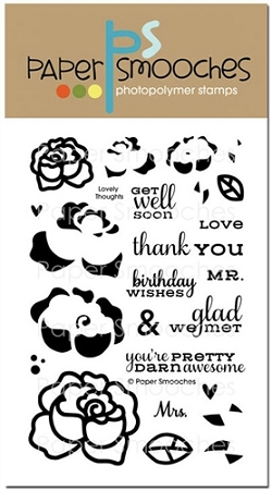 Lovely Thoughts Stamp Set