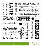 Espresso Yourself Stamp Set