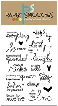 Group Hugs Stamp Set