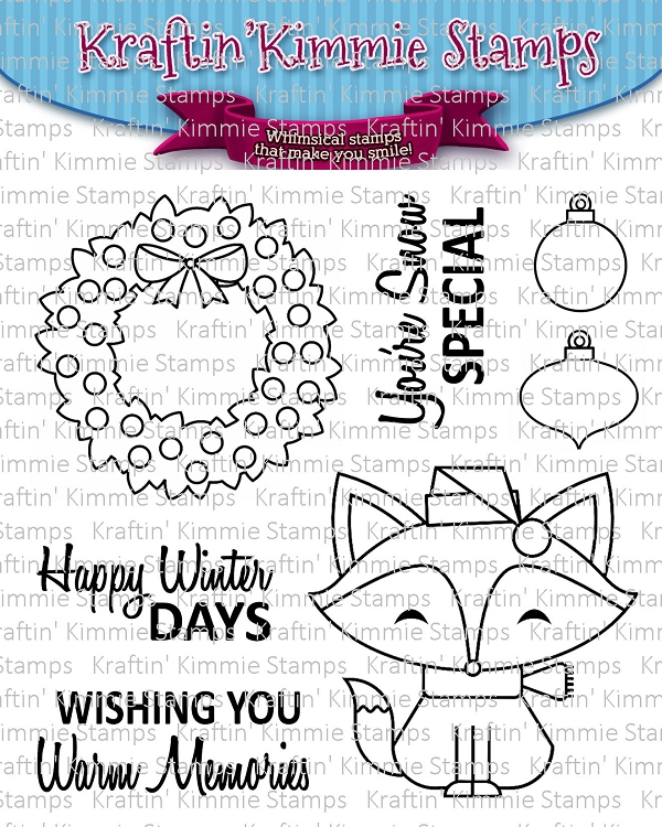Happy Winter Days Stamp Set