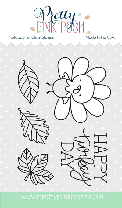 Happy Turkey Stamp Set