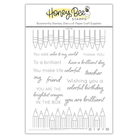 Brilliant Day Stamp Set