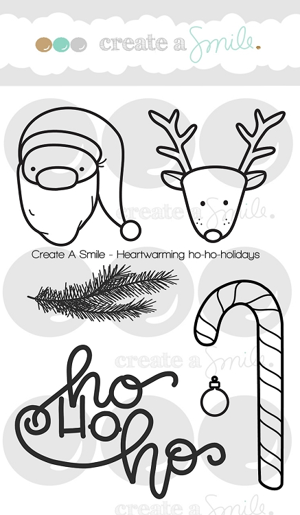 Heartwarming Ho Ho Holidays Stamp Set