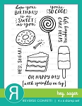 Hey, Sugar Stamp Set