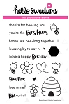 Bee's Knees Stamp Set