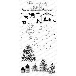Snow Globe Additions Stamp Set