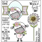 Wooly Great Day Stamp Set