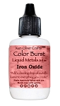 Color Burst Metals - Iron Oxide