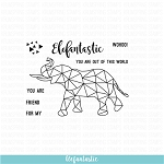 Elefantastic Stamp Set
