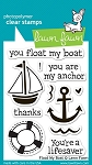 Float My Boat Stamp Set
