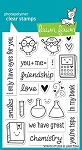 Science of Love Stamp Set