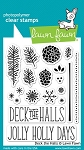 Deck the Halls Stamp Set