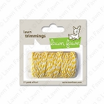 Lawn Trimmings Twine - Lemon