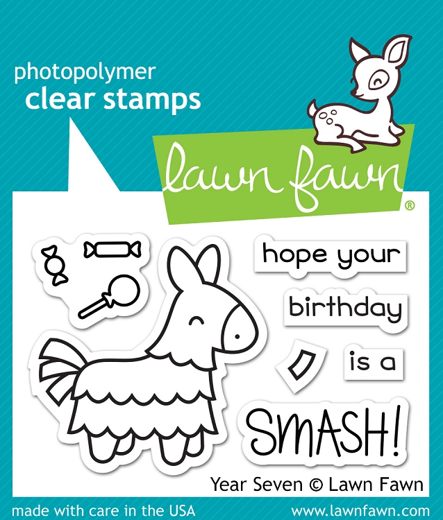 Year Seven Stamp Set