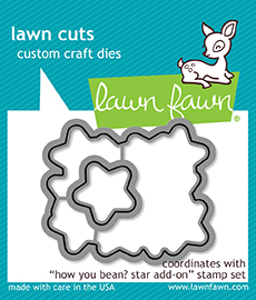 How You Bean? Star Add-On Lawn Cuts