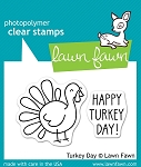 Turkey Day Stamp Set