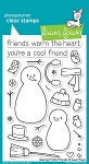 Making Frosty Friends Stamp Set
