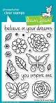 Flutter By Stamp Set