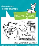 Make Lemonade Stamp Set