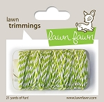 Lawn Trimmings Twine - Lime