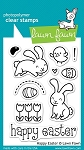 Happy Easter Stamp Set