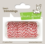 Lawn Trimmings Twine - Sweetheart