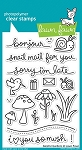 Gleeful Gardens Stamp Set