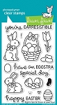 Eggstra Special Easter Stamp Set