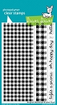 Gingham Backdrops Stamp Set