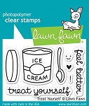 Treat Yourself Stamp Set
