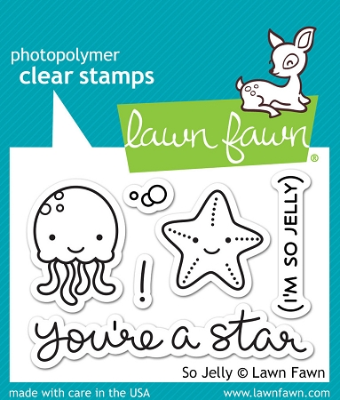 So Jelly Stamp Set
