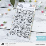 Lunar Animals Stamp Set