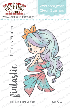 Maisea Mermaid Stamp Set