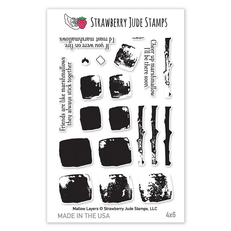 Mallow Layers Stamp Set
