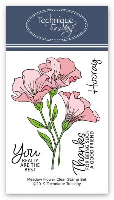 Meadow Flowers Stamp Set