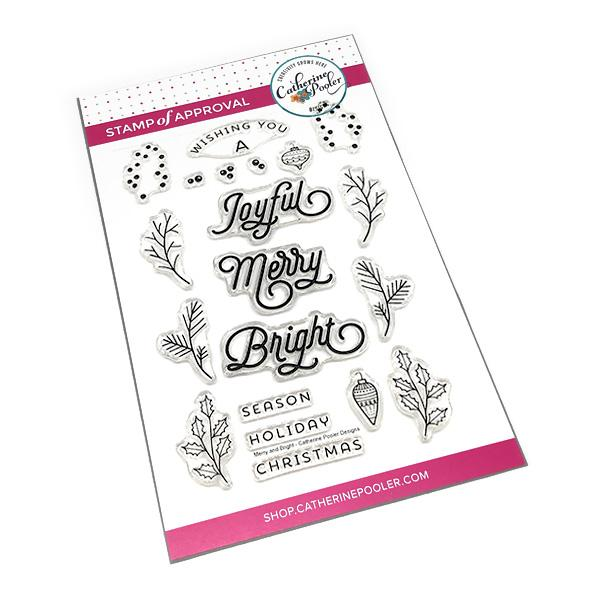 Merry & Bright Boughs Stamp Set