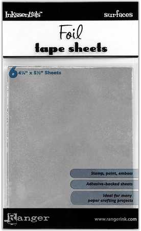 Metal Foil Tape Sheets