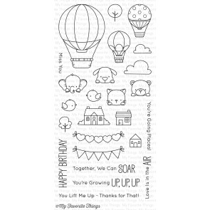 Up in the Air Stamp Set