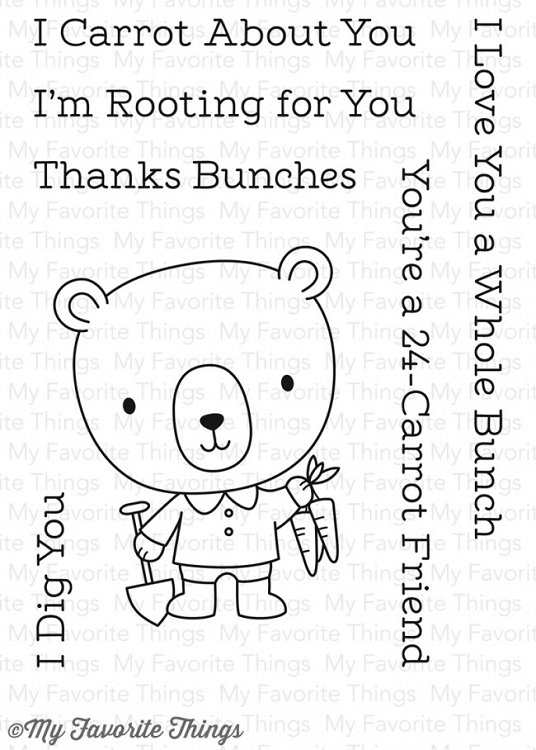 Rooting for You Stamp Set