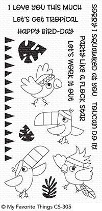 Toucan Do It Stamp Set