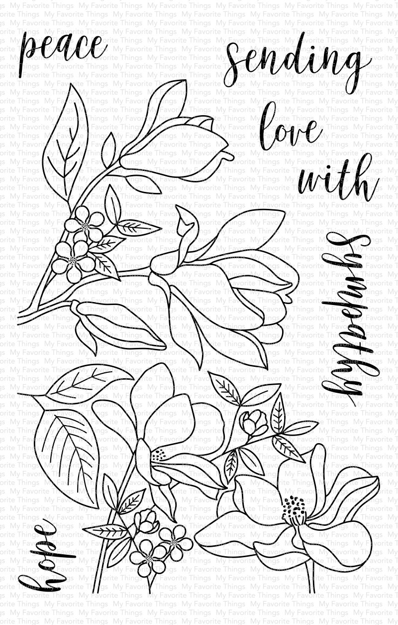 Floral Focus Stamp Set