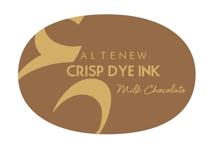 Milk Chocolate Crisp Dye Ink