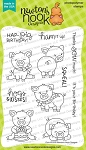 Oink Stamp Set
