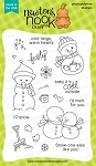 Frozen Friends Stamp Set