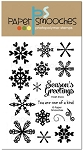 Fresh Snow Stamp Set