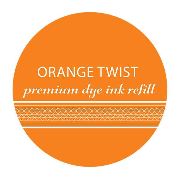 Orange Twist Ink Refill