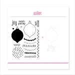 Ornament Builder Stamp and Cut Set