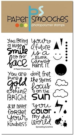Spreading Sunshine Stamp Set